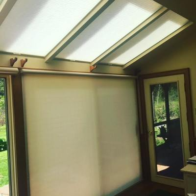 skylight shades
